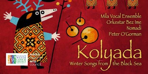 KOLYADA - WINTER SONGS FROM THE BLACK SEA