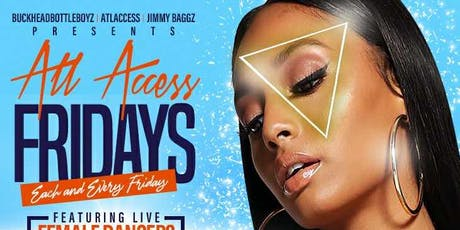 All Access Fridays tickets