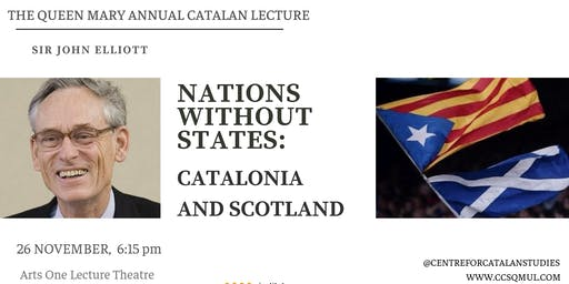 Nations without States: Catalonia and Scotland
