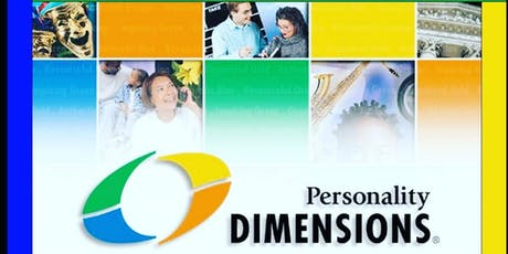 Personality Dimensions Workshop - tickets