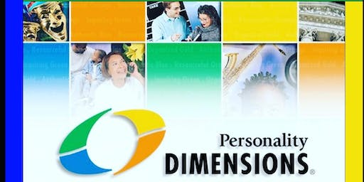 Personality Dimensions Workshop -