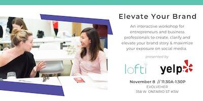 Build Your Breakthrough Brand & Elevate Your Exposure Workshop