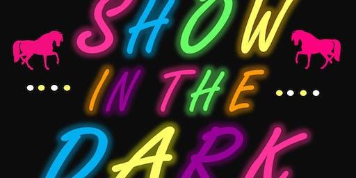 Show in the Dark-Horse Show - Saturday, November 2nd