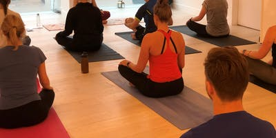 Yoga Class (Hatha and Vinyasa) -7.30am