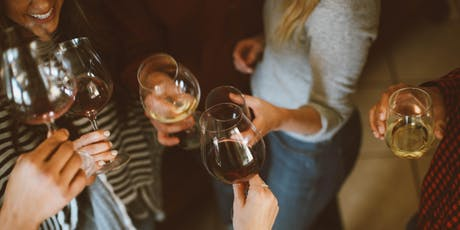 Spaces x A Grape Night In: Wine tasting tickets