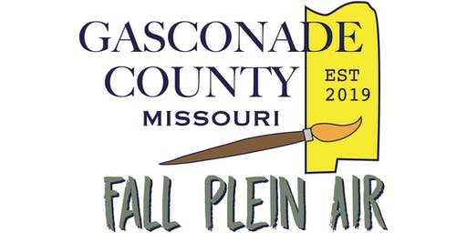 2019 Gasconade Fall Plein Air