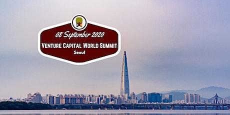 Seoul 2020 Venture Capital World Summit tickets
