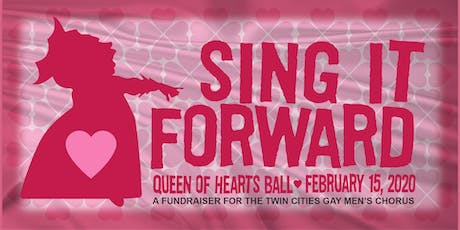SING IT FORWARD:  QUEEN OF HEARTS BALL tickets