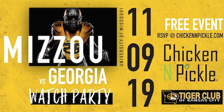Mizzou Watch Party tickets