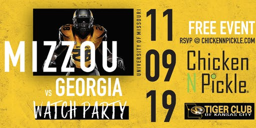 Mizzou Watch Party