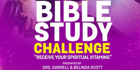 30 DAY BIBLE STUDY CHALLENGE  tickets