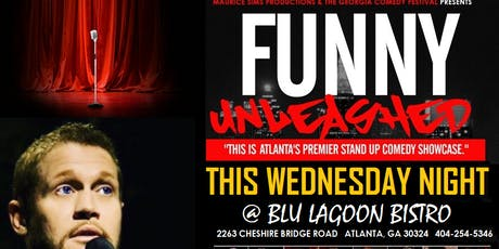 Funny Unleashed in Buckhead tickets