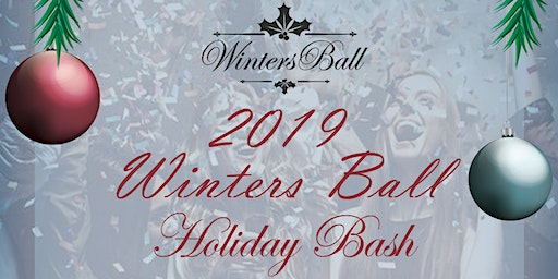 ALL WHITE & RED PARTY! Winters Ball Tampa Business Club Holiday Networking Bash!