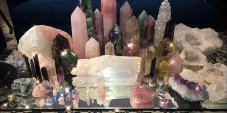 Crystal Workshop Soiree tickets