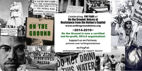 ON THE GROUND'S FIFTH ANNIVERSARY CELEBRATION, PART 2 tickets