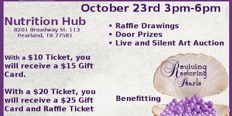 Domestic Violence Awareness Art Show tickets