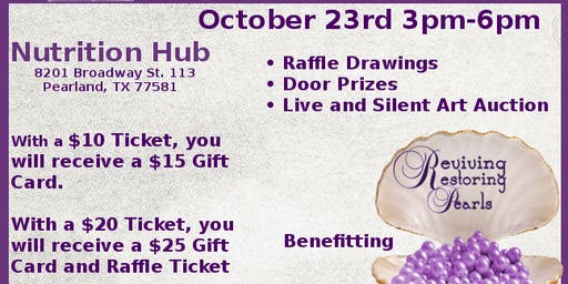 Domestic Violence Awareness Art Show
