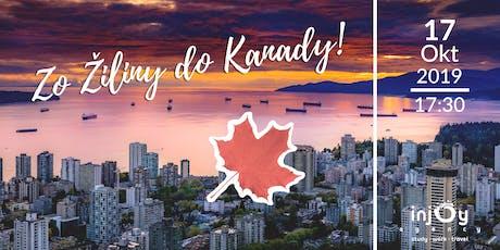 Zo Žiliny do Kanady: práca, štúdium, migrácia tickets