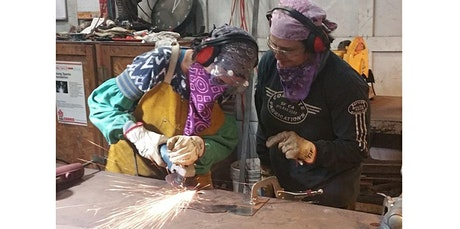 WELDING & Shop Basics [3.5 Hrs] (08-09-2020 starts at 12:00 PM) tickets