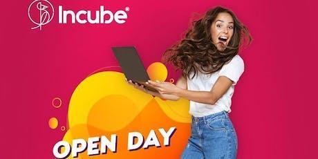 Open day - aprende a emprender entradas