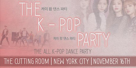 The K Pop Party tickets