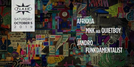 Afriqua - Jandro tickets