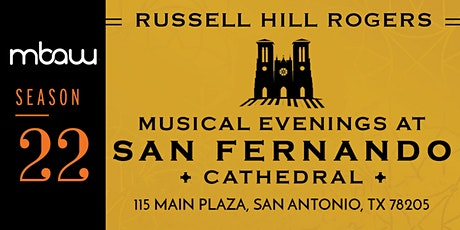 Dreams From Afar | Musical Evenings at San Fernando Cathedral tickets