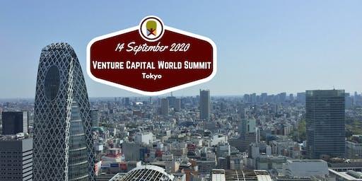 Tokyo 2020 Venture Capital World Summit