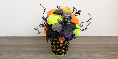 Halloween Sola Flower Craft Night tickets