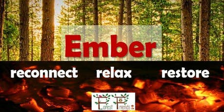 Ember - Women's Woodland Wellbeing Retreat 5th October tickets