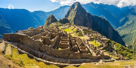 An Evening Out with Vision Travel in Canmore: South America tickets