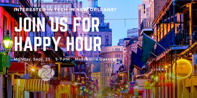 New Orleans Tech Happy Hour