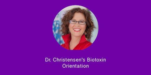 Dr. Christensen Biotoxin Illness Orientation