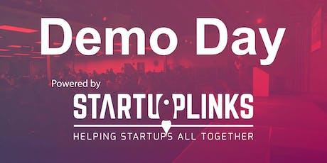 Demo Day Startuplinks 2019 boletos