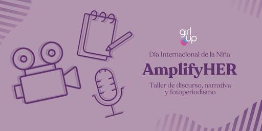 #AmplifyHER Ciudad de México