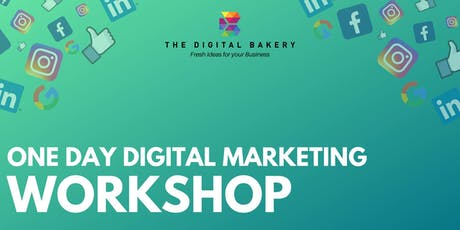 1 Day Digital Marketing Workshop tickets