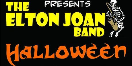 The Elton Joan Band.Halloween  Dance Party tickets
