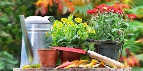 Fall Gardening: Learn to Grow in the Fall Season tickets