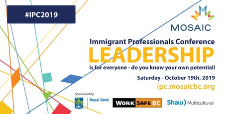 MOSAIC Immigrant Professionals Conference 2019 tickets