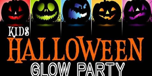 4th Annual Kids Halloween Glow Party (For Kids of all ages)