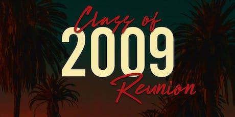 Morningside High School | Class of 2009 Reunion tickets