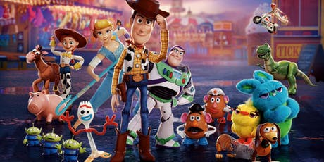 Toy Story 4 (2019) - Community Cinema W/ Spirit 105.9 tickets