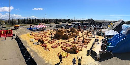 Alameda Point Pumpkin Patch - Open Daily 10AM-10PM