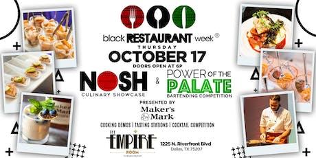 Nosh Culinary Showcase: Dallas 2019 tickets