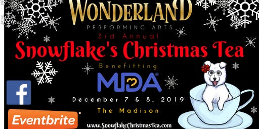 Snowflake's Christmas Adventure Tea 2019