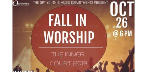 Fall In Worship: The Inner Court 2019 tickets