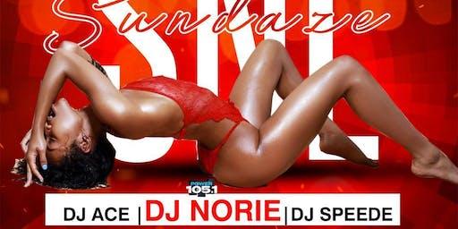 SNL SUNDAZE AT LIVE w/ DJ NORIE