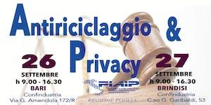 Adempimenti Pratici Antiricilaggio e Privacy per Agenti...
