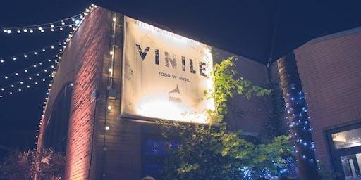 Vinile Roma - Venerdi 20 & Sabato 21 Settembre