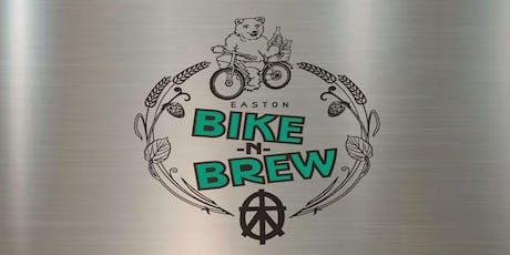 Easton Bike-n-Brew tickets